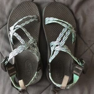 Barely Used Chaco Sandals